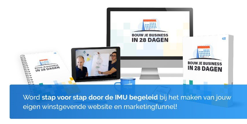 imu 28 dagen online business challenge