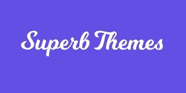 superb themes
